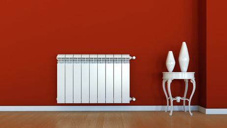 Central heating
