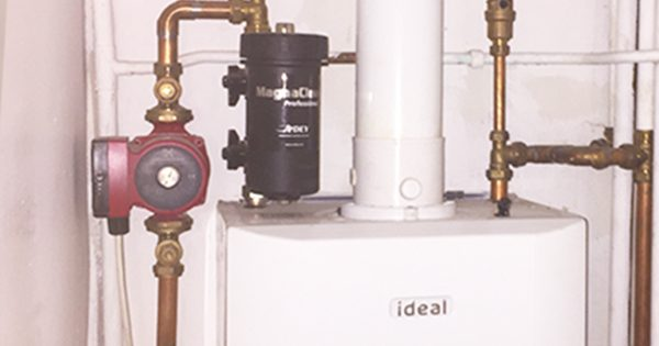 installed MagnaClean