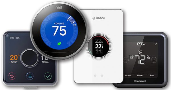 The pros and cons of smart geating controls