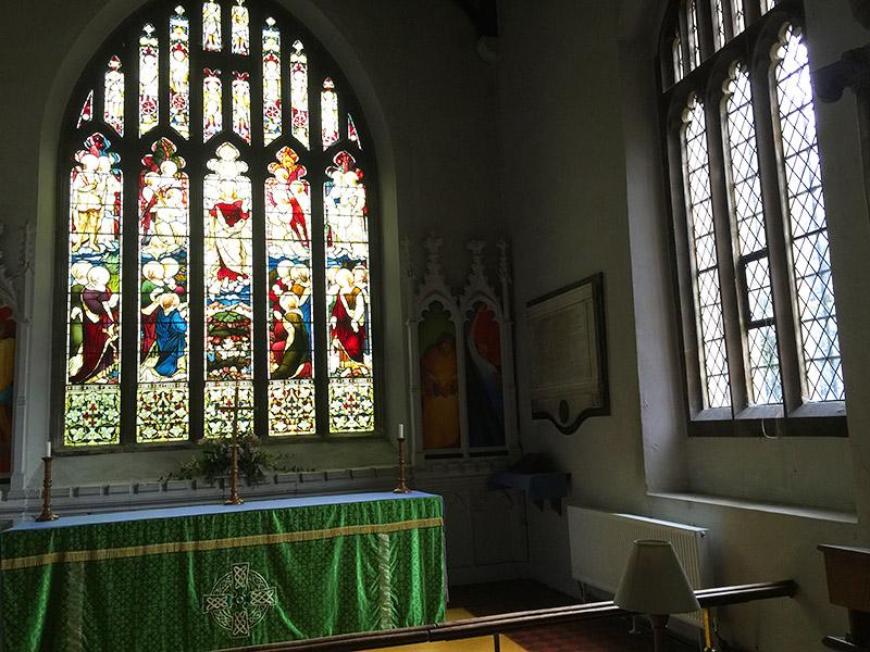 St Andrews Windows