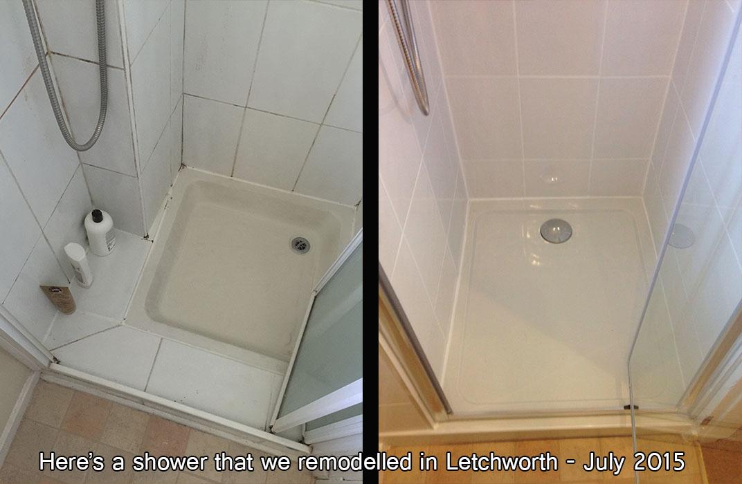 Shower remodelled July_2015