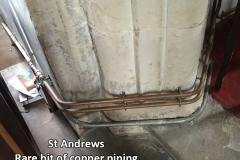Some Copper Piping