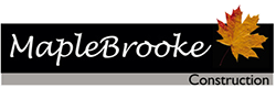 Logo for Maplebrooke builders