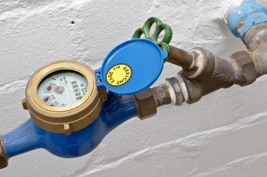 Do water meters cost more?