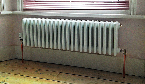 new column radiator