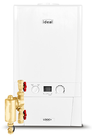 Ideal Logic Max Heat boiler