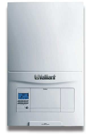 Vaillant ecoFIT pure regular boiler